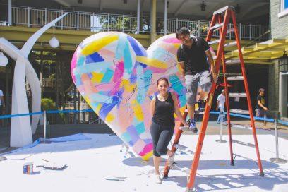 Ayala Malls Love'mall Hearts