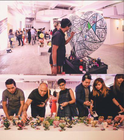 Ayala Malls Thematic Press Launch